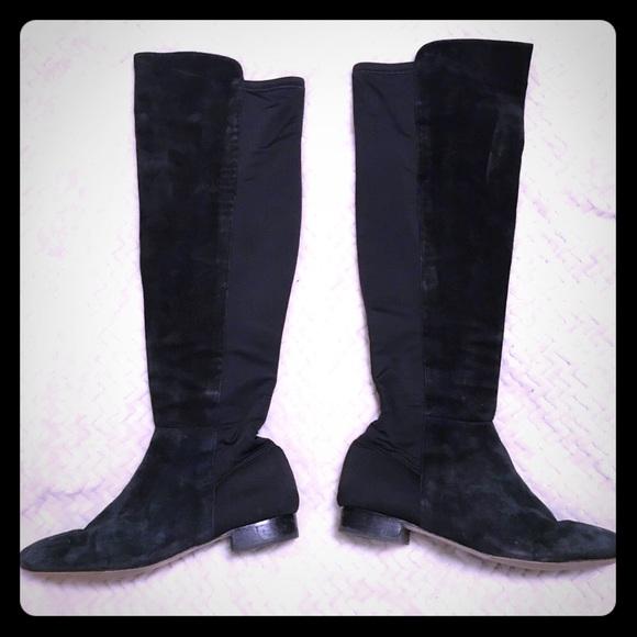 baaaf45a052 Antonio Melani - Knee High Suede Boots